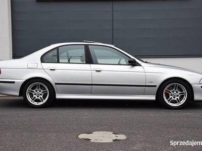 używany BMW 540 ia e39 sedan mpakiet