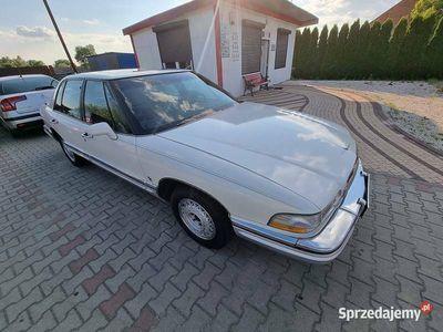 używany Buick Park Avenue ULTRA 3.8 benzyna 208KM biała perła zadbany