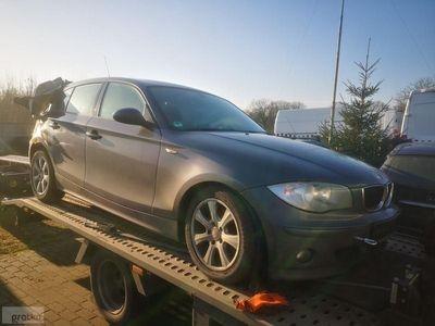 używany BMW 118 SERIA 1 d, Szamocin