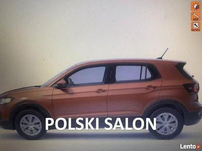 używany VW T-Cross - salon polska gwarancja fabryczna f-vat 23 %