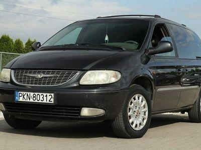 używany Chrysler Grand Voyager IV 3.3 LPG Klima 8_miejsc !!!
