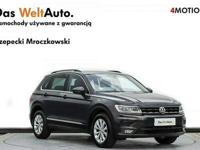 używany VW Tiguan 2dm 150KM 2018r. 35 600km