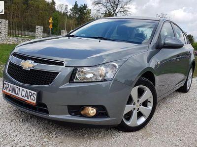 używany Chevrolet Cruze 1.8dm3 141KM 2010r. 84 265km 1,8 16v 141KM # AUTOMAT # Skóra # Navi # Tylko 80tyś przebiegu !!!
