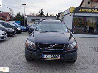 brugt Volvo XC90 2.4dm3 185KM 2005r. 235 000km Zarejestrowany i ubezpieczony. Bogate wyposażenie. Cena Ostateczna