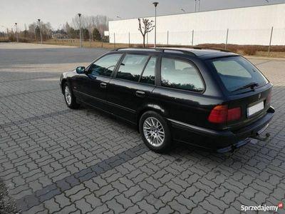 używany BMW 528 e39 i LPG