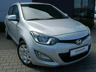 używany Hyundai i20 1.2dm 84KM 2013r. 134 500km