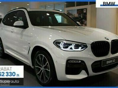 używany BMW X3 G01 M Sport 2.0 xDrive20d (190KM) | Zostań w domu, wszystko załatwimy za
