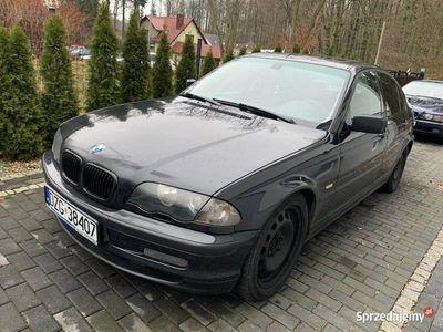 używany BMW 330 e46 d Shadowline