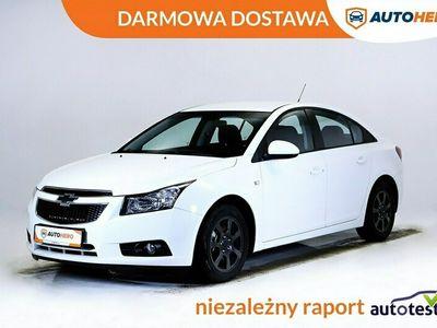 używany Chevrolet Cruze DARMOWA DOSTAWA, 130KM, PDC, Klimatyzacja, I właściciel