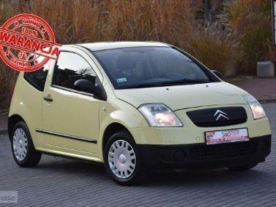 używany Citroën C2 1.1i 60KM XII.2005r. Zarej. w PL Iwł. POLECAM