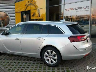 używany Opel Insignia 2dm 170KM 2017r. 139 124km