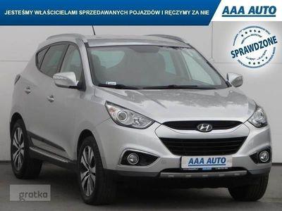 używany Hyundai ix35  GAZ, Skóra, Navi, Klimatronic, Tempomat, Parktronic,