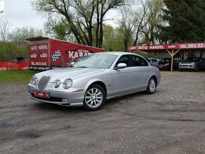 używany Jaguar S-Type 3dm3 238KM 2003r. 216 000km 3.0 238 KM - Duża Navi - Automat - 7 lat jeden wł