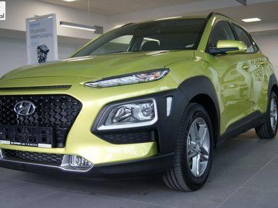 używany Hyundai Kona 1dm 120KM 2017r. 5km