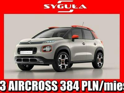 używany Citroën C3 Aircross 1.2dm 110KM 2020r. 5km