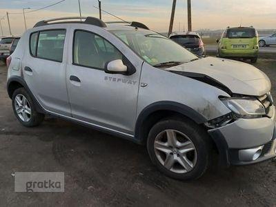 używany Dacia Sandero Sandero IISTEPWAY Nawigacja Klima Parktronic, Pleszew