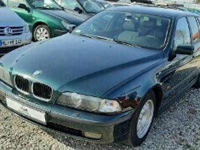 używany BMW 525 SERIA 5 IV (E39) tds
