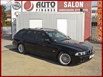 używany BMW 501 530 3dm 193KM 2002r.000km