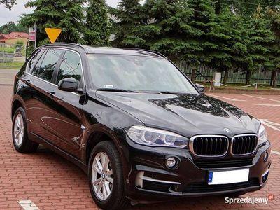 używany BMW X5 I właściciel Bezwypadkowe Super Stan Faktura VAT23%