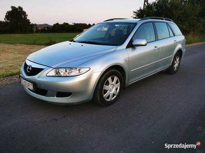 używany Mazda 6 2.0 benzyna
