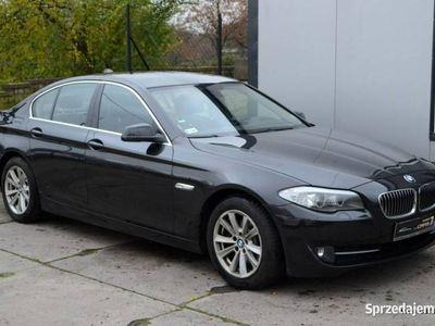 używany BMW 520 2dm 184KM 2013r. 155 370km