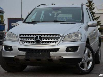 używany Mercedes ML320 3dm 224KM 2005r. 218 000km
