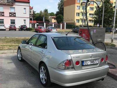 używany Lexus IS200 z gazem