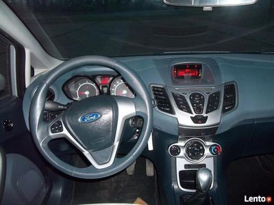 używany Ford Fiesta 2011 mk 7 1.6 tdci bardzo ekonomiczny spalanie 4