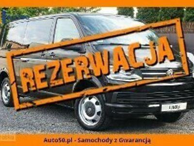 używany VW Caravelle Transporter T6 T6LED Nawigacja DSG SALON PL VAT23%