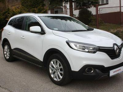 używany Renault Kadjar 1.5dm 110KM 2015r. 42 000km