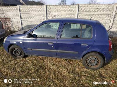 używany Renault Clio 1.5 dCi na części