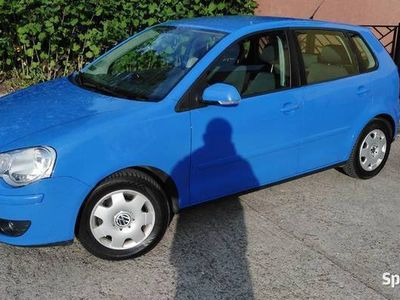 używany VW Polo 1.4 75 km. 2005 benzyna climatronic