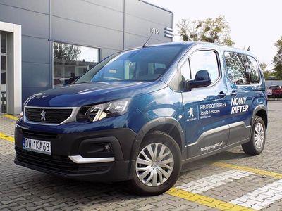 używany Peugeot Rifter 1.5 BlueHDI Active S&S