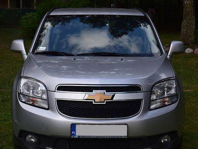 używany Chevrolet Orlando 2012 rok produkcji, 163 KM, 1998 cm3