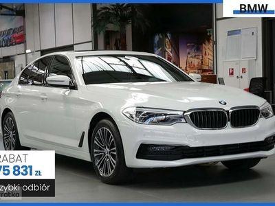 używany BMW 530 SERIA 5 VII (F90) 530 Sport Line 2.0 e xDrive (252KM) | Zostań w domu, wszystko zał