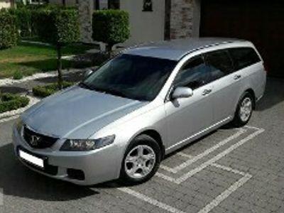używany Honda Accord VII 2,0i-VTEC 155KM Gaz BRC Klimatronic...