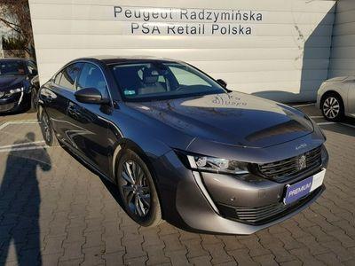 używany Peugeot 508 2dm 177KM 2019r. 17 656km