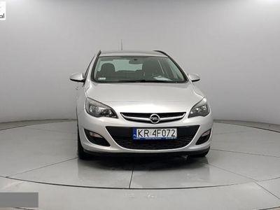 używany Opel Astra Astra 1.6dm3 110KM 2015r. 140 300km KR4F072IV 1.7 CDTI Enjoy Kombi 5DR [110KM]