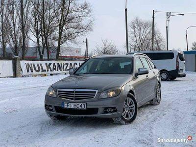 używany Mercedes C220 CDI * Avantgarde * Full * Zamiana!