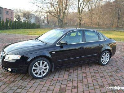 używany Audi A4 B7 1.8T 163KM Quattro 4x4 Sport Fotele