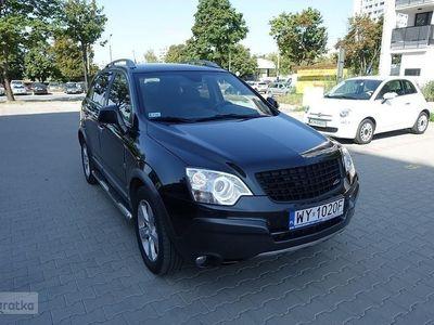 używany Opel Antara 2dm 150KM 2008r. 150 000km
