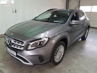 używany Mercedes GLA200 Inny 1.6dm3 156KM 2017r. 14 967km -BENZ