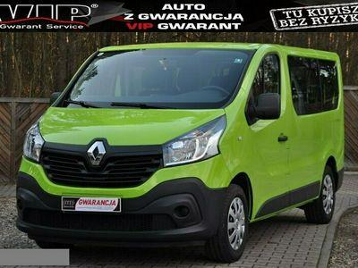 używany Renault Trafic 1.6dm 125KM 2016r. 275 000km