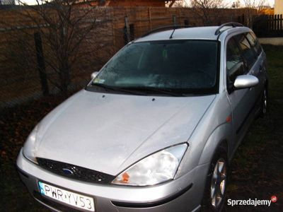 używany Ford Focus 1,8 Diesel 2002 r