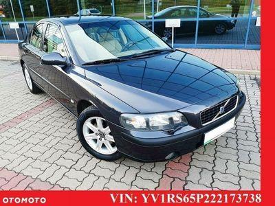 używany Volvo S60 2.4dm 140KM 2002r. 253 000km