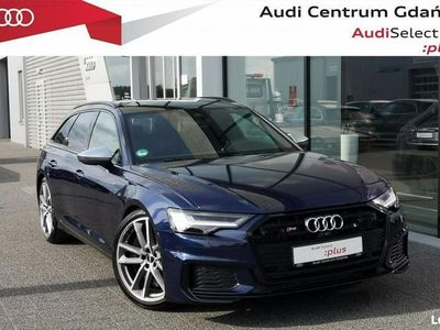 używany Audi S6 3dm 349KM 2019r. 31 054km