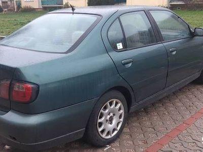 używany Nissan Primera 1.6 SLX 1999r ważne OC OKAZJA!