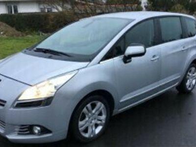używany Peugeot 5008 I 2.0 HDi Premium