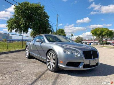 używany Bentley Continental 4dm 500KM 2013r. 69 000km
