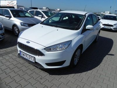 used Ford Focus 1.5dm3 95KM 2017r. 69 780km ABS